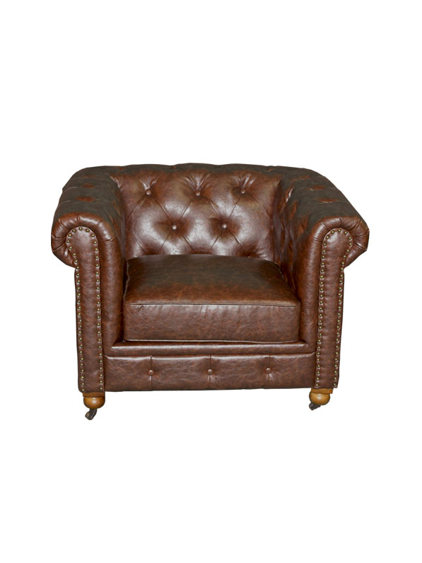 Chesterfield Chair. $160.50. Discount. Tax Amount