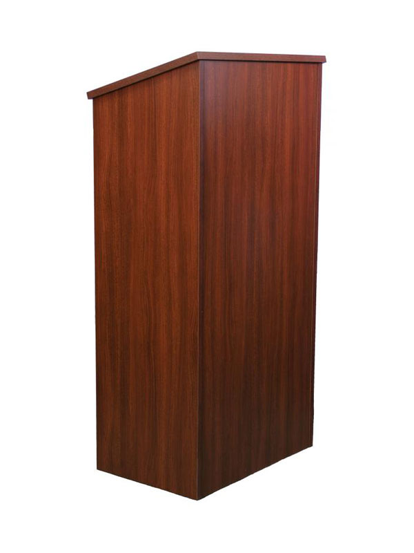 Deluxe Floor Model Oak Podium Podiums