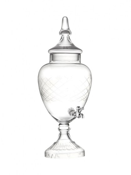 antique_glass_iced_tea_lemonade_dispenser