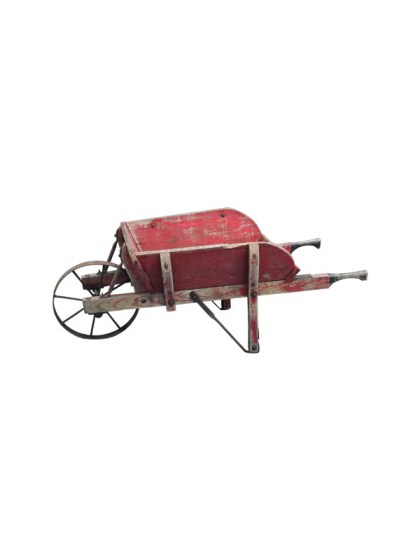 vintage_red_wheelbarrow